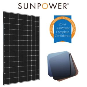 Pin năng lượng mặt trời Sunpower P19 1500V
